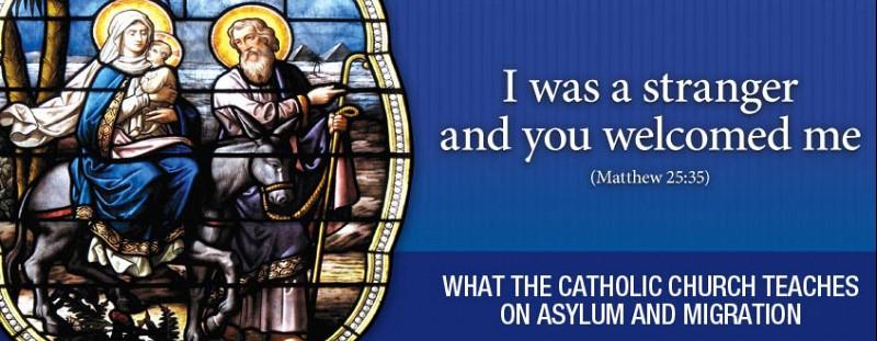 What The Catholic Church Teaches On Asylum and Migration
